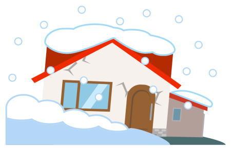 冬型の気圧配置とは?西高東低の意味は?