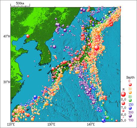【地震の仕組み】プレートの動きが発生原因!?
