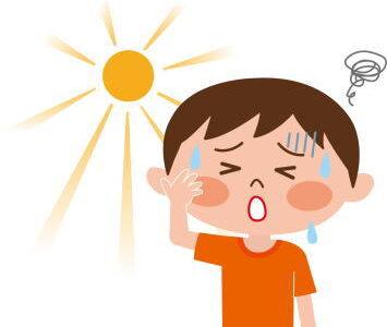 猛暑とは!猛暑日って何度から?