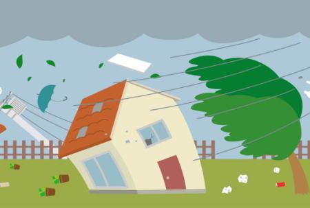 台風の風向きと進路・動き方