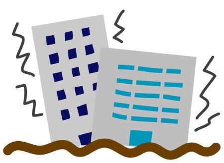 マグニチュードと震度の関係は?比例するの?
