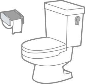 トイレにいる時に地震が起こったら