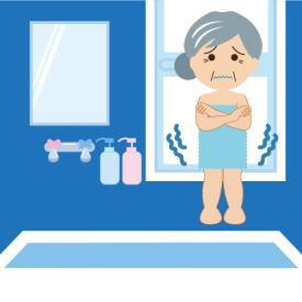 地震が入浴中に起こった場合風呂場は安全!?
