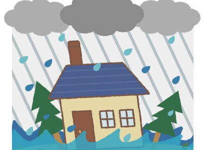家庭でできる水害対策