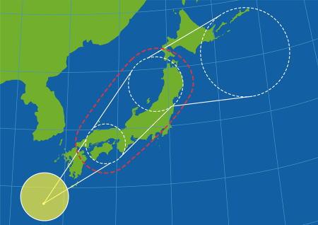 過去に日本で起きた主な台風一覧と発生数(2000年以降)