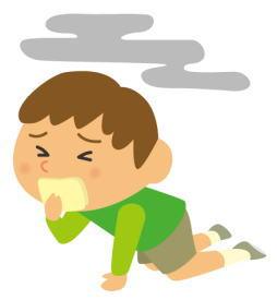 炎よりも煙が怖い!一酸化炭素中毒には注意